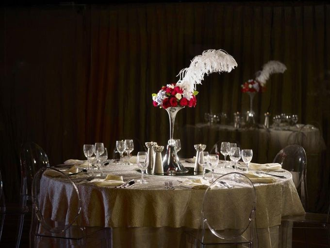 Unique table settings by Sing See Soon - 007
