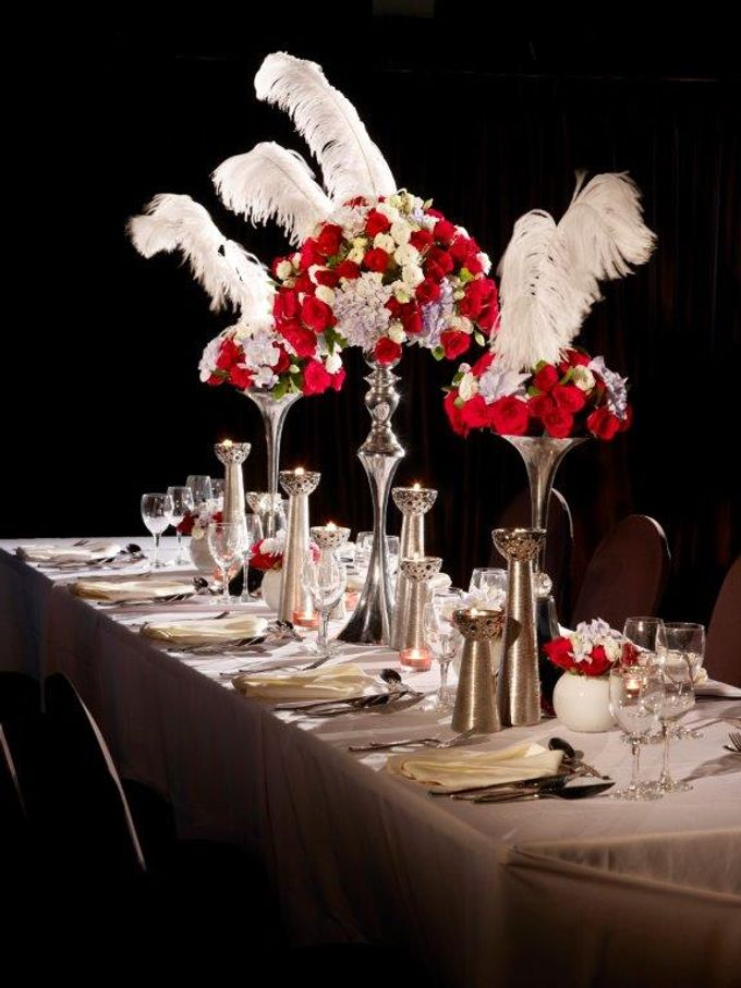 Unique table settings by Sing See Soon - 011