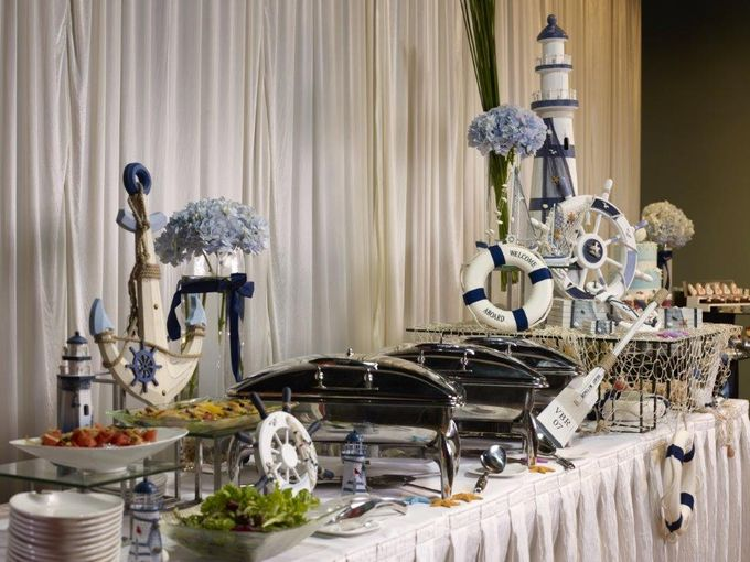 Unique table settings by Sing See Soon - 031