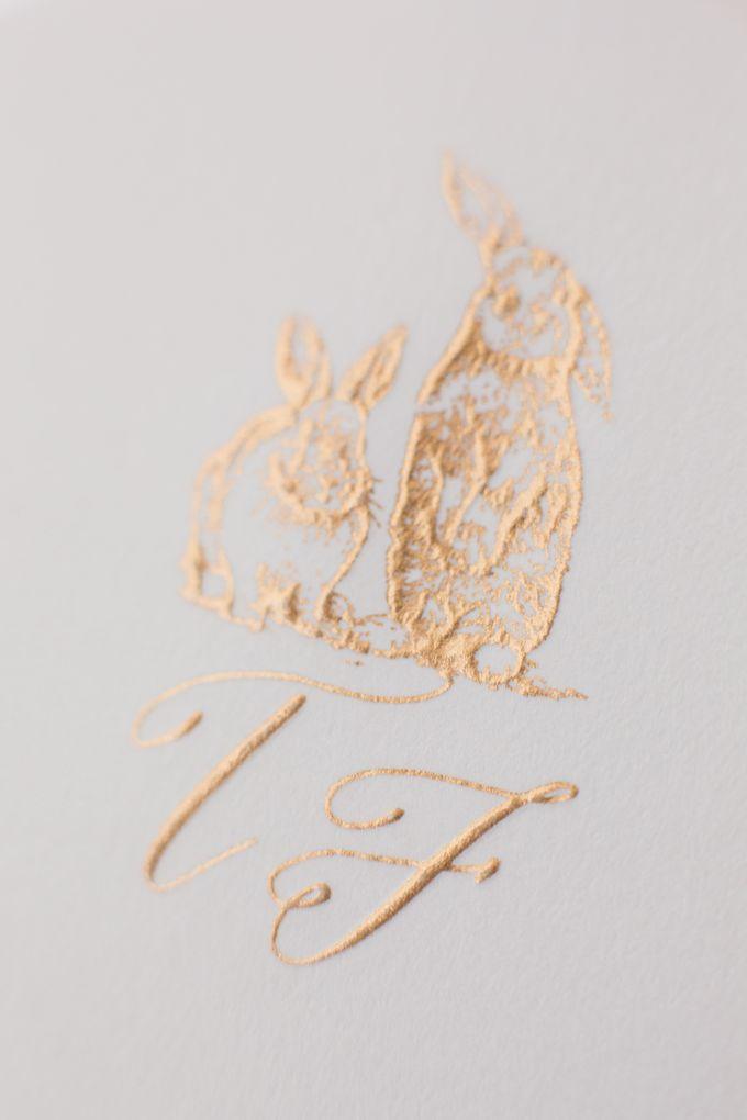 Timothy & Florence Wedding by Veronica Halim Calligraphy - 003