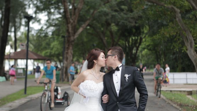 Ler and Valerie by Craft Weddings - 002