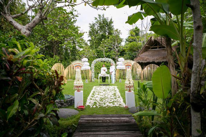 Leyla & Antonio by Fivelements Bali Retreat - 001