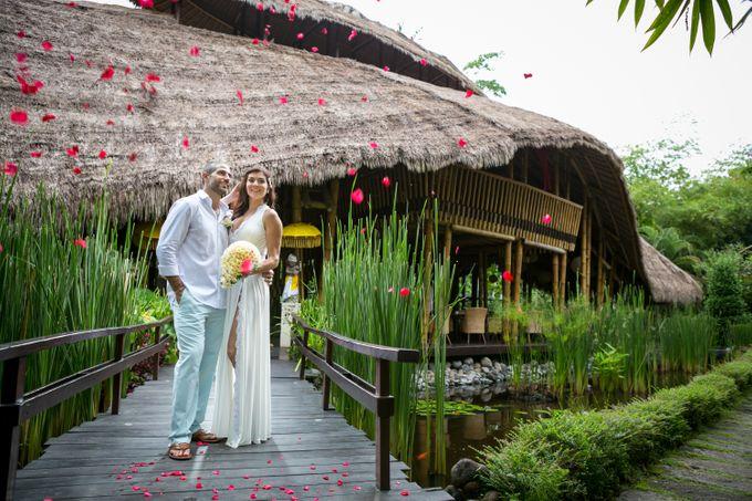Leyla & Antonio by Fivelements Bali Retreat - 015