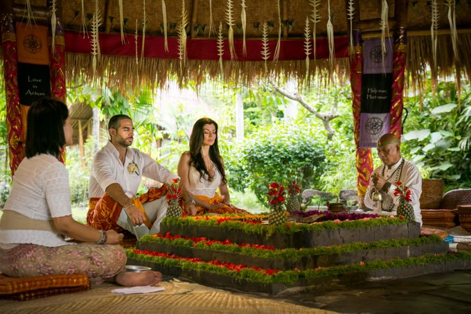 Fire Blessing Ceremony by Fivelements Bali Retreat - 001