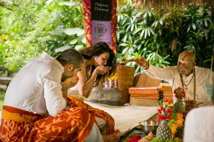 Fire Blessing Ceremony by Fivelements Bali Retreat - 002