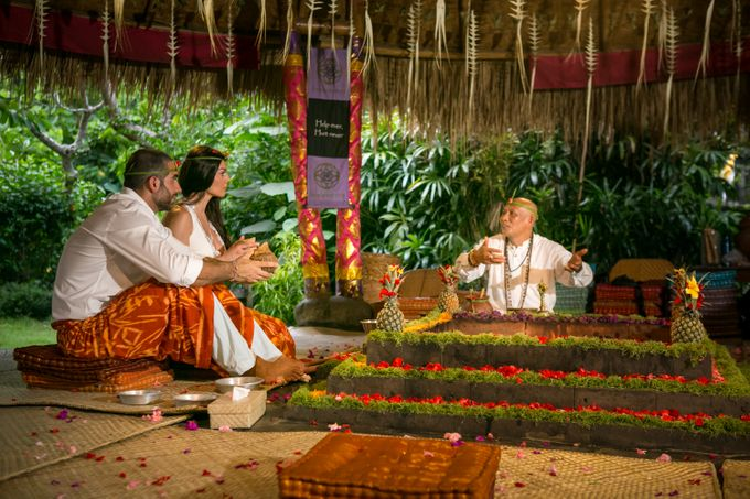 Fire Blessing Ceremony by Fivelements Bali Retreat - 009