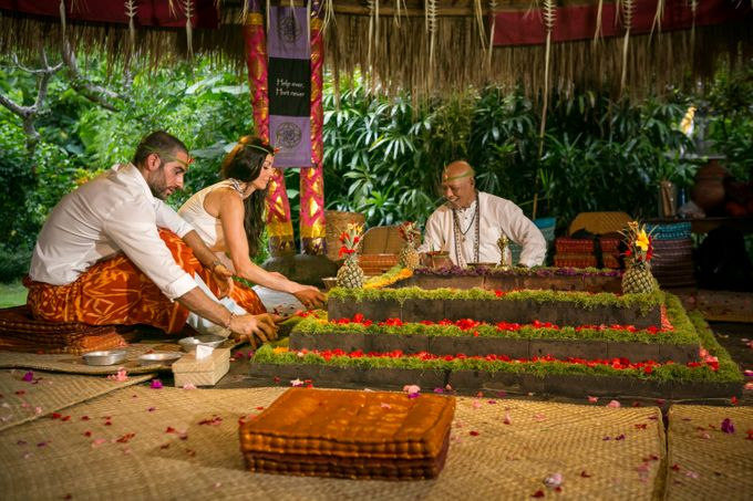 Fire Blessing Ceremony by Fivelements Bali Retreat - 010
