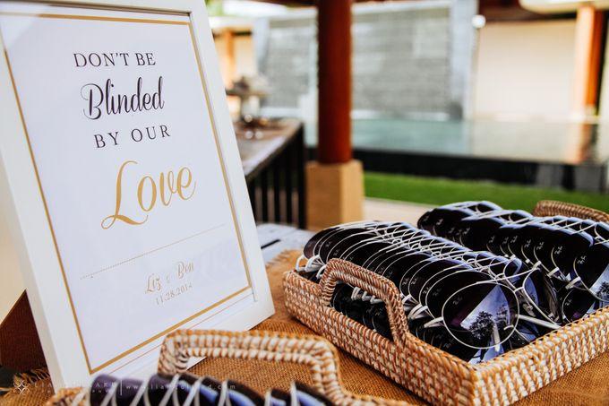 Shanti Villa Wedding by Luxury Events Phuket - 002
