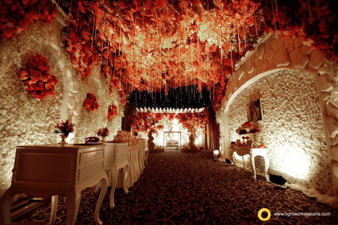 Wedding at Kempinski Grand Ballroom - Hotel Indonesia Kempinski Jakarta by Hotel Indonesia Kempinski Jakarta - 026