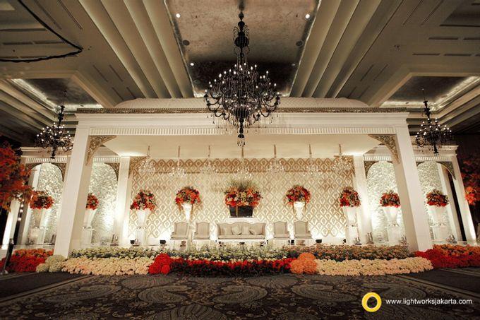 Wedding at Kempinski Grand Ballroom - Hotel Indonesia Kempinski Jakarta by Hotel Indonesia Kempinski Jakarta - 028