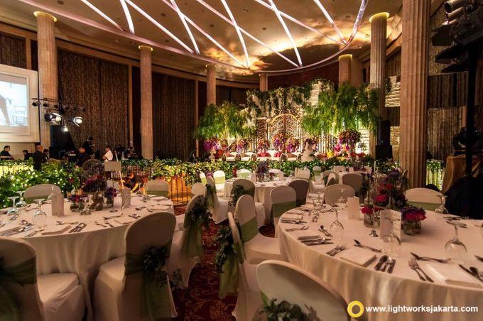Wedding at Bali Room - Hotel Indonesia Kempinski Jakarta by Hotel Indonesia Kempinski Jakarta - 018