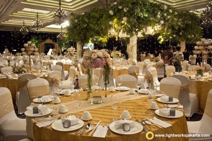 Wedding at Kempinski Grand Ballroom - Hotel Indonesia Kempinski Jakarta by Hotel Indonesia Kempinski Jakarta - 029