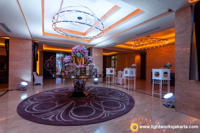 Wedding at Bali Room - Hotel Indonesia Kempinski Jakarta by Hotel Indonesia Kempinski Jakarta - 020
