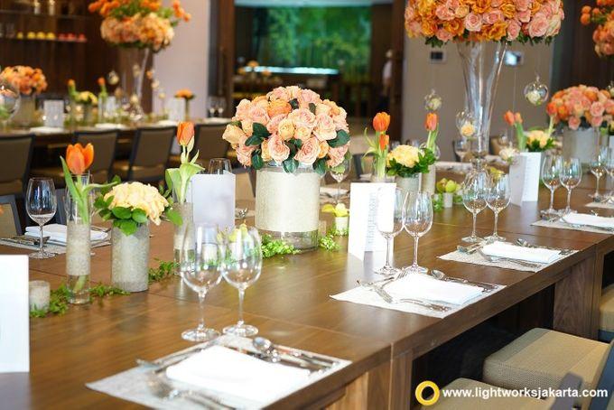 Add To Board Kris Dewi Wedding At The Residence ONFIVE By Grand Hyatt Jakarta