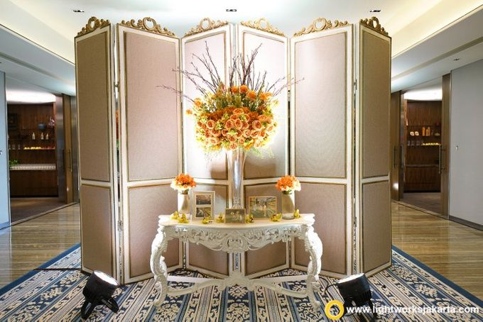 Kris & Dewi Wedding at the Residence ONFIVE by Grand Hyatt Jakarta - 007