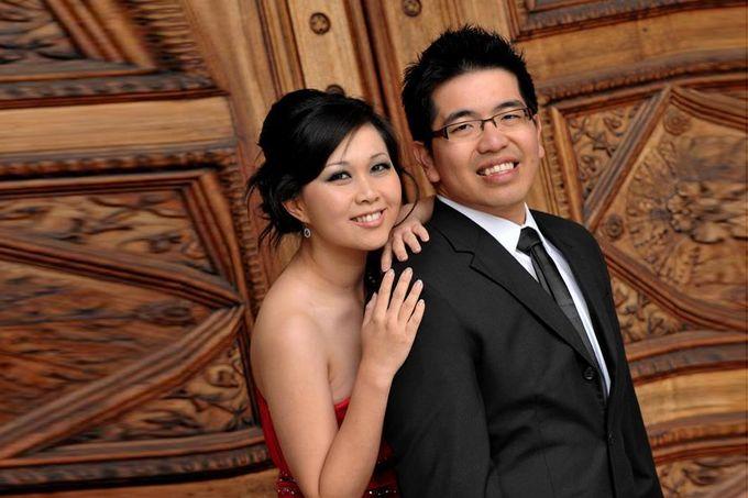 Pre Wedding | Linawaty & Eric by Felicia Sarwono Makeup Art - 004