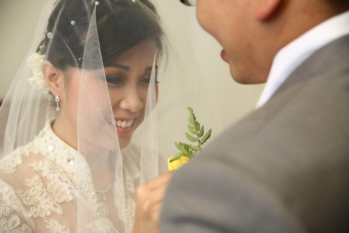 Wedding | Linawaty & Eric by Felicia Sarwono Makeup Art - 010