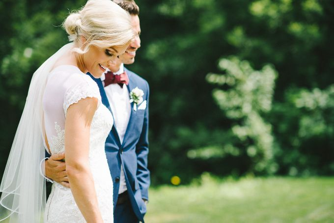 Romantic Real Wedding by Stone House Creative - 003