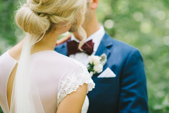 Romantic Real Wedding by Stone House Creative - 007