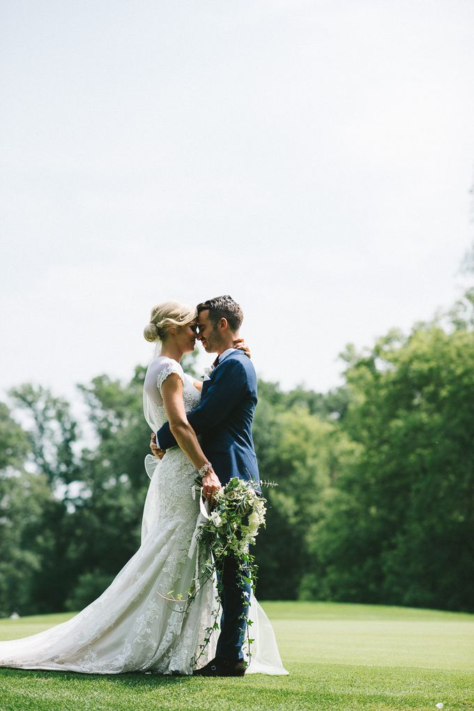 Romantic Real Wedding by Stone House Creative - 008