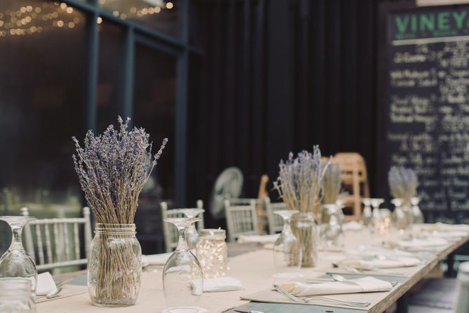 Lavender Love for Yong Xi and Linh by MerryLove Weddings - 001