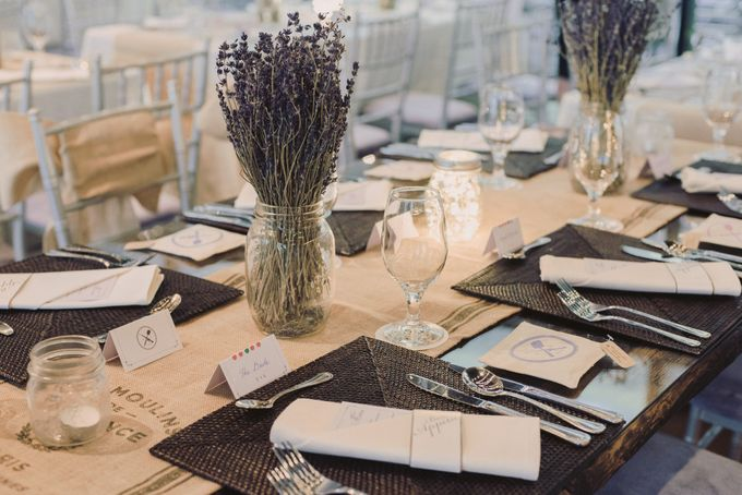 Lavender Love for Yong Xi and Linh by MerryLove Weddings - 006