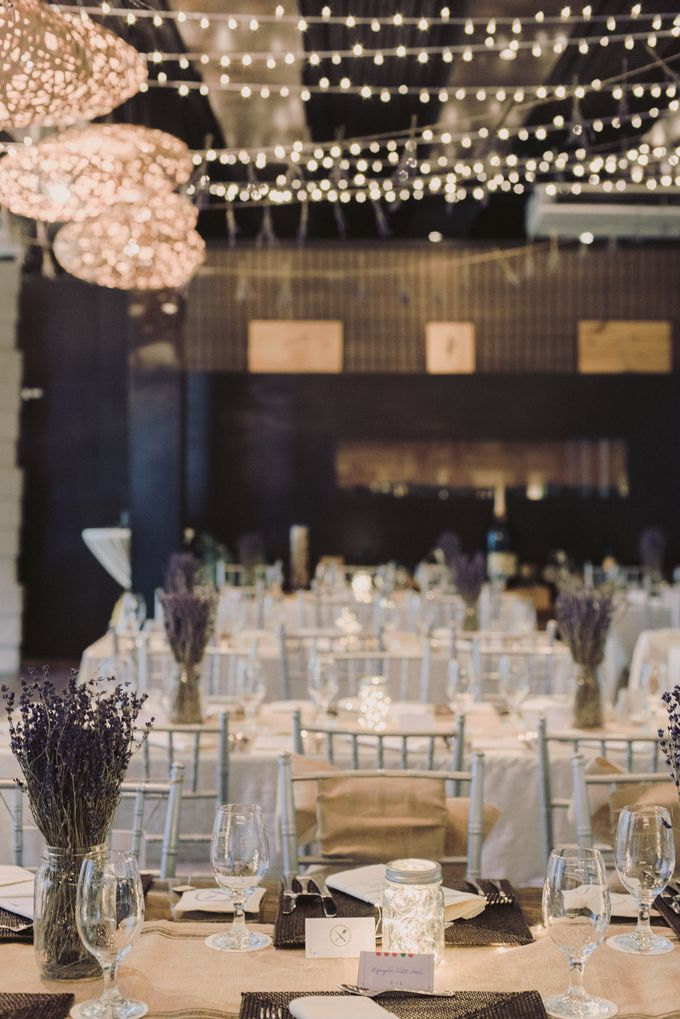Lavender Love for Yong Xi and Linh by MerryLove Weddings - 007