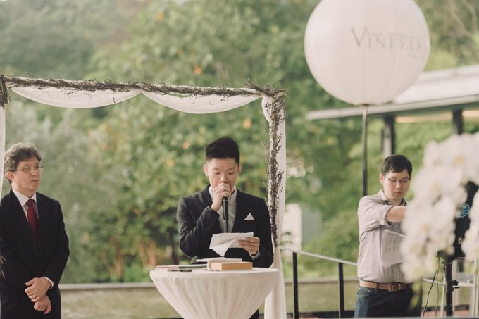 Lavender Love for Yong Xi and Linh by MerryLove Weddings - 019