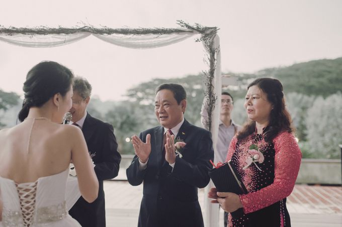 Lavender Love for Yong Xi and Linh by MerryLove Weddings - 023