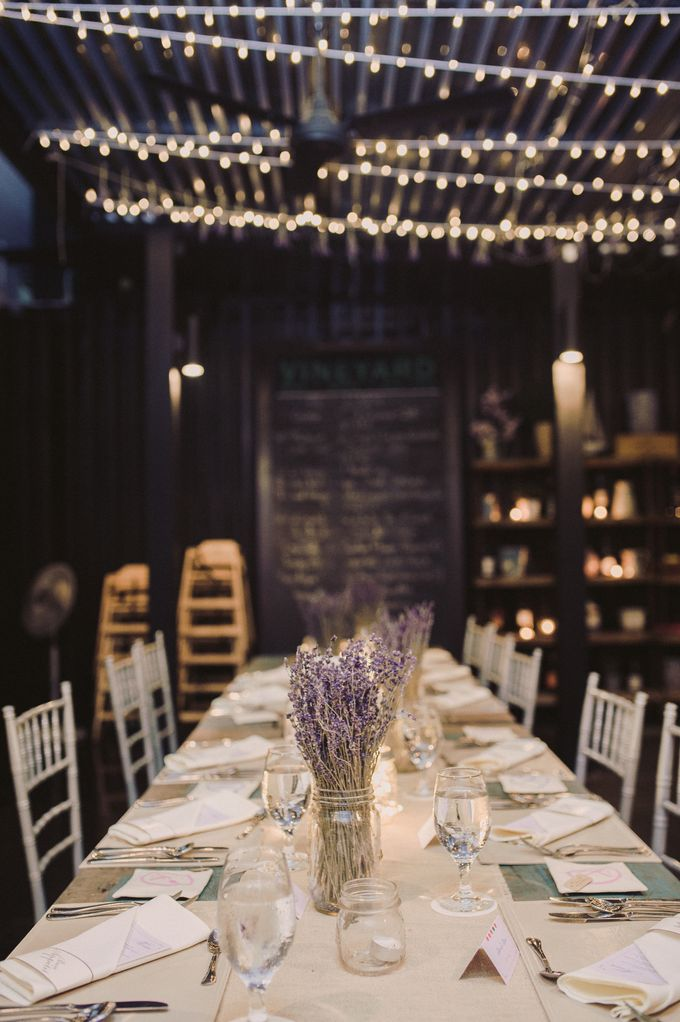 Lavender Love for Yong Xi and Linh by MerryLove Weddings - 028