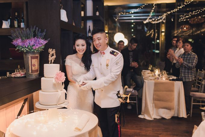 Lavender Love for Yong Xi and Linh by MerryLove Weddings - 029