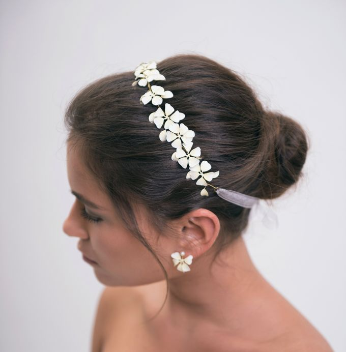 New painted headpieces collection by Lirica - 009