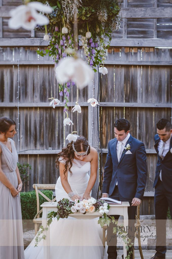 Lisa & Matty by Peonies Boutique Weddings - 009