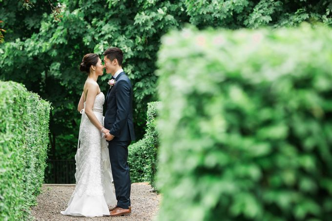 A Beautiful Estates of Sunnybrook Wedding in Toronto - Liz and Jin by Samantha Ong Photography - 004