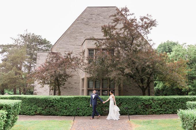 A Beautiful Estates of Sunnybrook Wedding in Toronto - Liz and Jin by Samantha Ong Photography - 005