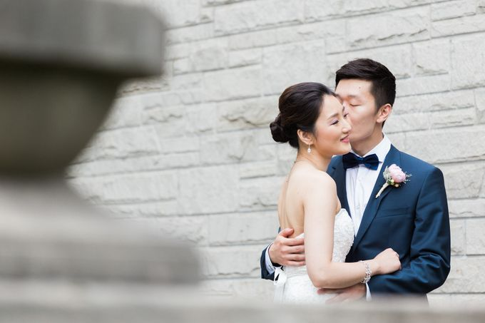 A Beautiful Estates of Sunnybrook Wedding in Toronto - Liz and Jin by Samantha Ong Photography - 008