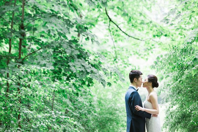 A Beautiful Estates of Sunnybrook Wedding in Toronto - Liz and Jin by Samantha Ong Photography - 009
