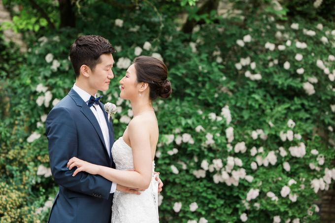 A Beautiful Estates of Sunnybrook Wedding in Toronto - Liz and Jin by Samantha Ong Photography - 011