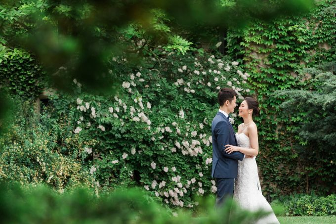 A Beautiful Estates of Sunnybrook Wedding in Toronto - Liz and Jin by Samantha Ong Photography - 012
