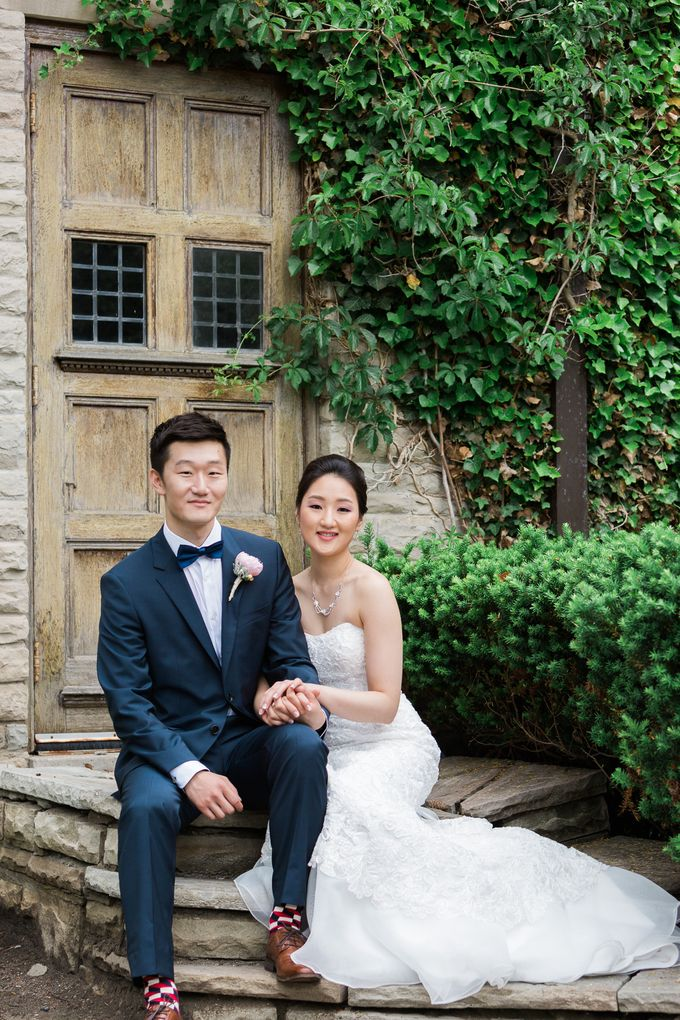 A Beautiful Estates of Sunnybrook Wedding in Toronto - Liz and Jin by Samantha Ong Photography - 013