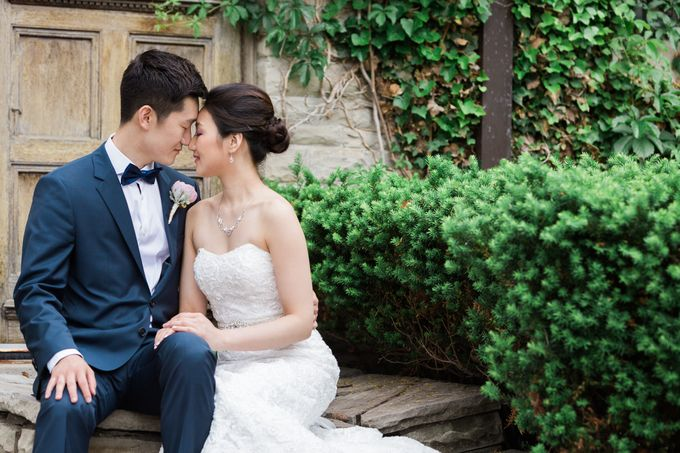 A Beautiful Estates of Sunnybrook Wedding in Toronto - Liz and Jin by Samantha Ong Photography - 014
