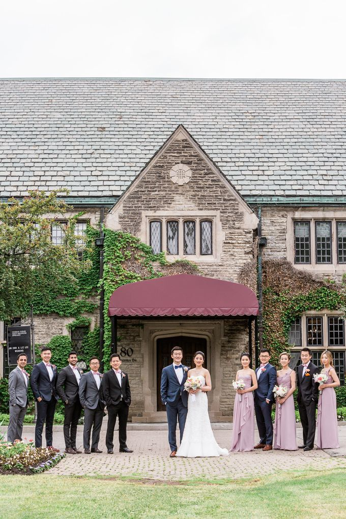 A Beautiful Estates of Sunnybrook Wedding in Toronto - Liz and Jin by Samantha Ong Photography - 016
