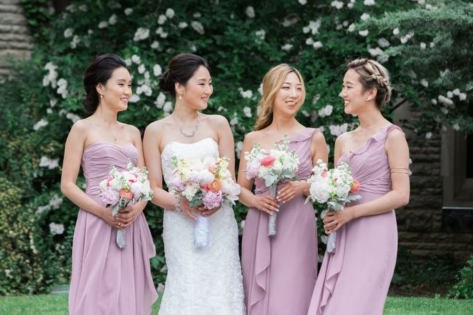 A Beautiful Estates of Sunnybrook Wedding in Toronto - Liz and Jin by Samantha Ong Photography - 017