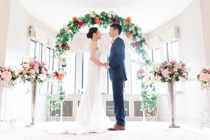 A Beautiful Estates of Sunnybrook Wedding in Toronto - Liz and Jin by Samantha Ong Photography - 020