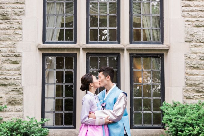 A Beautiful Estates of Sunnybrook Wedding in Toronto - Liz and Jin by Samantha Ong Photography - 023