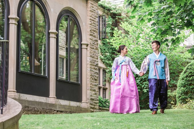 A Beautiful Estates of Sunnybrook Wedding in Toronto - Liz and Jin by Samantha Ong Photography - 024