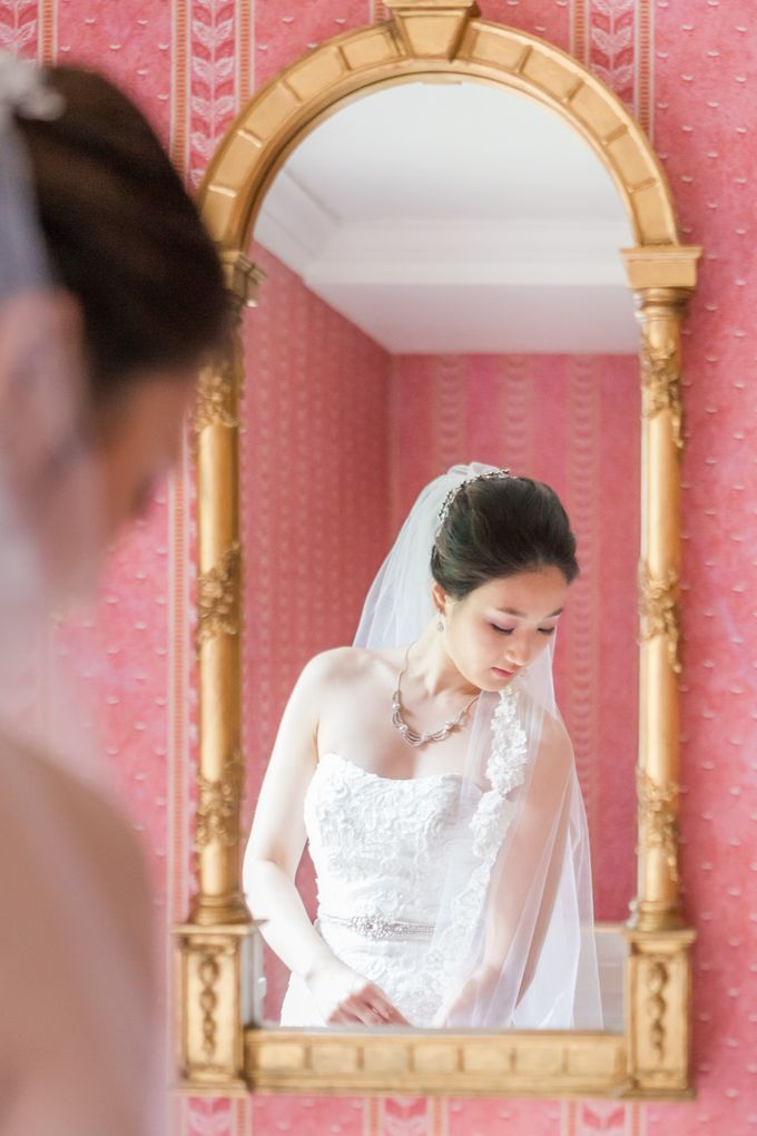 A Beautiful Estates of Sunnybrook Wedding in Toronto - Liz and Jin by Samantha Ong Photography - 030
