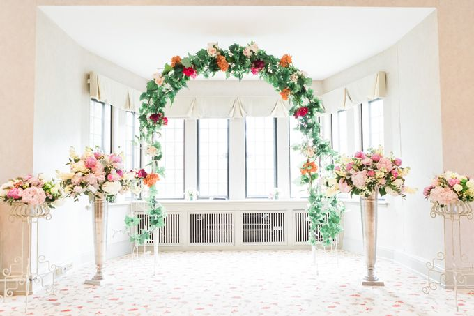 A Beautiful Estates of Sunnybrook Wedding in Toronto - Liz and Jin by Samantha Ong Photography - 033