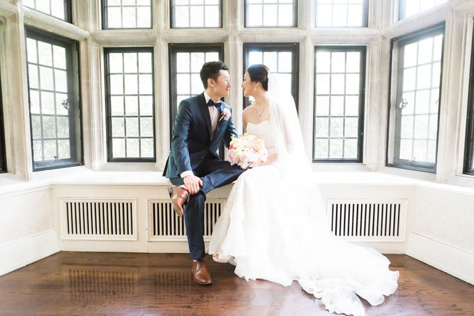 A Beautiful Estates of Sunnybrook Wedding in Toronto - Liz and Jin by Samantha Ong Photography - 045