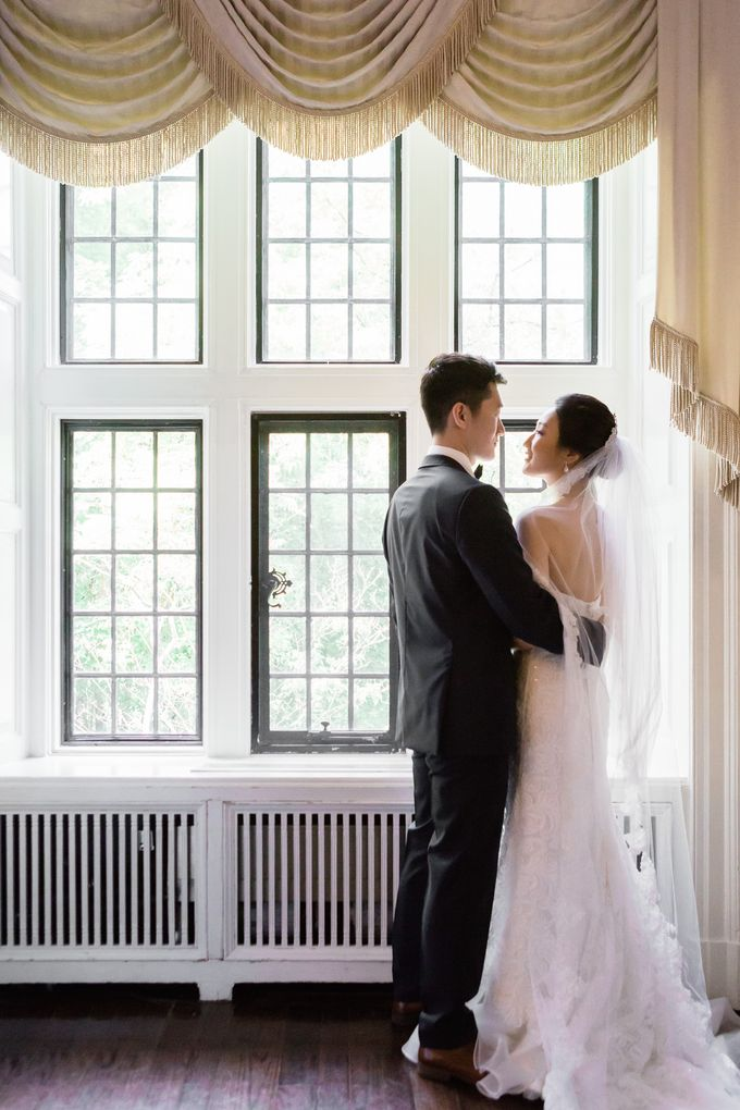 A Beautiful Estates of Sunnybrook Wedding in Toronto - Liz and Jin by Samantha Ong Photography - 048